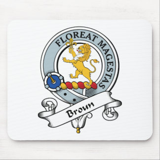 Insignia del clan de Broun Tapete De Ratones