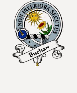 Insignia del clan de Buchan Camisetas