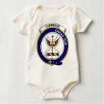 Insignia del clan de Carnegie Body Para Bebé