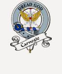 Insignia del clan de Carnegie Camiseta