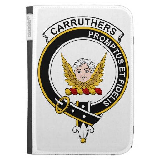 Insignia del clan de Carruthers