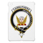 Insignia del clan de Carruthers iPad Mini Cárcasas
