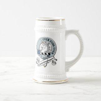 Insignia del clan de Cunningham Jarra De Cerveza
