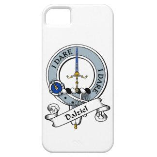 Insignia del clan de Dalziel iPhone 5 Fundas