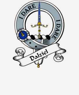 Insignia del clan de Dalziel Polera