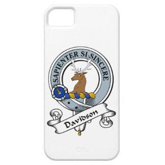 Insignia del clan de Davidson iPhone 5 Carcasa