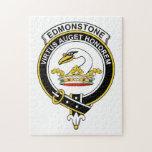 Insignia del clan de Edmonstone Puzzle Con Fotos