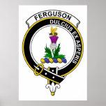 Insignia del clan de Ferguson Impresiones