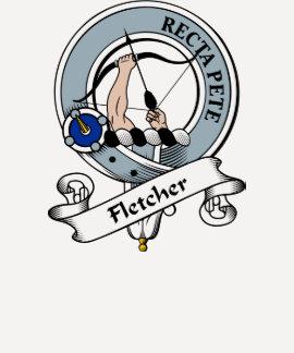 Insignia del clan de Fletcher Polera