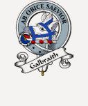 Insignia del clan de Galbraith Camisetas