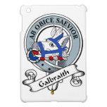 Insignia del clan de Galbraith iPad Mini Carcasa