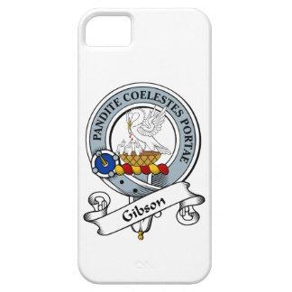 Insignia del clan de Gibson iPhone 5 Carcasa