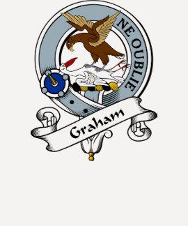 Insignia del clan de Graham Camiseta