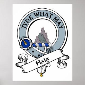 Insignia del clan de Haig Impresiones