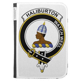 Insignia del clan de Haliburton