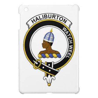 Insignia del clan de Haliburton iPad Mini Cárcasa