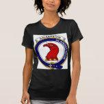 Insignia del clan de Halkerston Camisetas