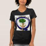 Insignia del clan de Hamilton Camiseta