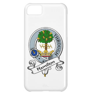 Insignia del clan de Hamilton Funda Para iPhone 5C