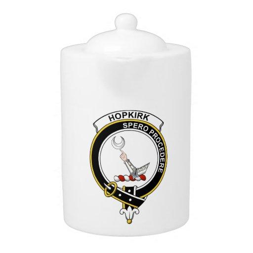 Insignia del clan de Hopkirk