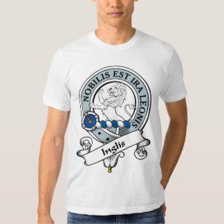 Insignia del clan de Inglis Camisas