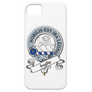Insignia del clan de Inglis iPhone 5 Protector