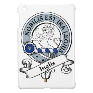Insignia del clan de Inglis iPad Mini Carcasa