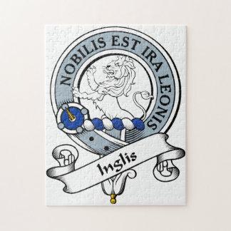 Insignia del clan de Inglis Puzzles