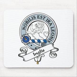 Insignia del clan de Inglis Alfombrilla De Raton