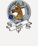 Insignia del clan de Keith Camiseta