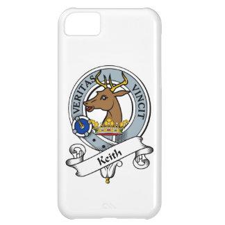 Insignia del clan de Keith Funda Para iPhone 5C