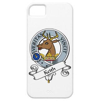 Insignia del clan de Keith iPhone 5 Carcasa