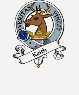 Insignia del clan de Keith Playera