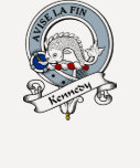 Insignia del clan de Kennedy Camisetas