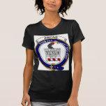 Insignia del clan de Kincaid Camisetas