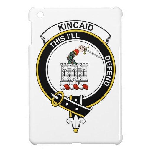 Insignia del clan de Kincaid iPad Mini Cárcasas