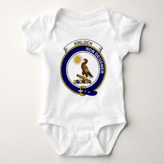 Insignia del clan de Kinloch Body Para Bebé