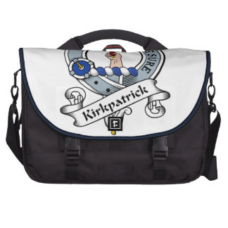Insignia del clan de Kirkpatrick Bolsa De Ordenador