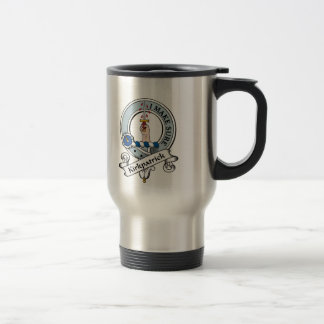 Insignia del clan de Kirkpatrick Taza De Café