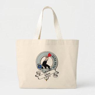 Insignia del clan de la cañada bolsas