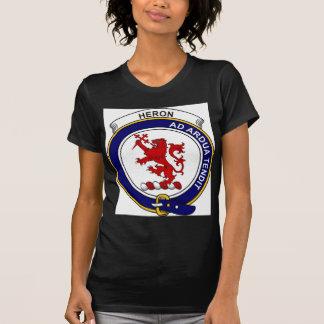 Insignia del clan de la garza camisas
