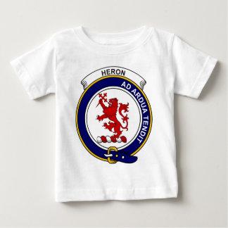 Insignia del clan de la garza t-shirts