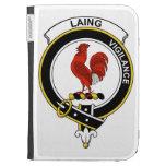 Insignia del clan de Laing