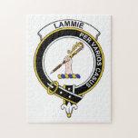 Insignia del clan de Lammie Rompecabezas Con Fotos