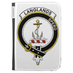 Insignia del clan de Langlands