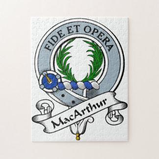 Insignia del clan de MacArthur Rompecabezas
