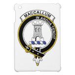Insignia del clan de MacCallum iPad Mini Carcasas