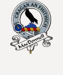 Insignia del clan de MacDonnell Camisetas