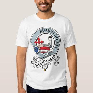 Insignia del clan de MacDougall Camisas