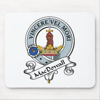 Insignia del clan de MacDowall Tapetes De Raton